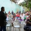 Reunião com moradores do bairro Jardim Trapé, região do Santa Júlia com o prefeito Chuvisco