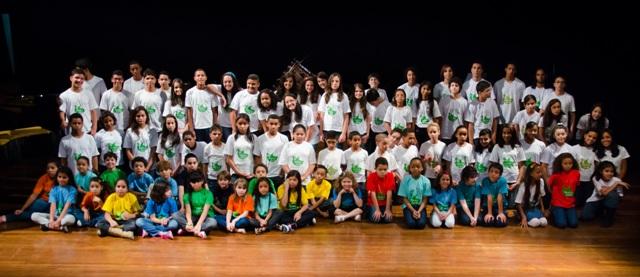 Músicos do futuro se apresentam no domingo, 23, no CEU Campo Limpo - Foto: Divulgação