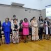 Legenda: Mulheres na sessão solene em que foram homenageadas pela marcante história de vida em Embu - Foto: Adilson Oliveira-CMETEA