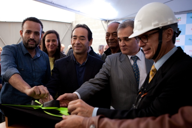 ETD Esplanada custou R$ 41 milhões e beneficiará mais de 330 mil pessoas em toda a região - Foto: Divulgação AES Eletropaulo