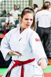 Giovanna Liberatori possui mais de mil medalhas - Foto: Divulgação
