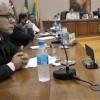 Vereadores no plenário Mestre Gama, da Câmara de Embu das Artes, que receberá debate sobre reforma política: Foto: Adilson Oliveira