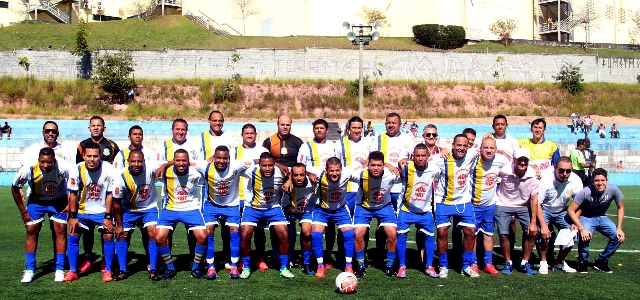 Equipe do Paraná busca o bicampeonato na final contra o Harmonia nesse domingo, 05, no campo do Guaciara - Foto: Marcos Pezão