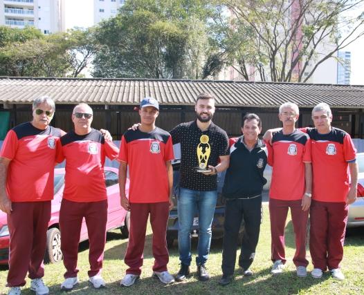 Entre as modalidades que conquistaram medalhas nos Jogos Regionais de São Bernardo destaque para a equipe de malha - Foto: Ricardo Vaz