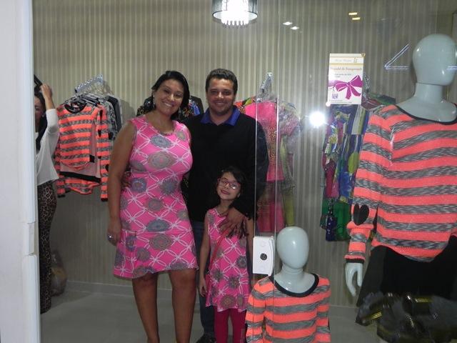 Loja Olivia Modas, no seguimento tal mãe, tal filha é inaugurada em Taboão. - Foto: Divulgação