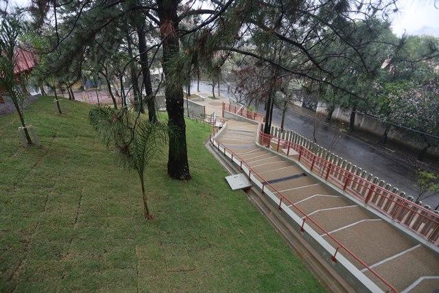 Com 10 mil m² a área será um novo espaço de integração para as famílias do Butantã e bairros vizinhos - Foto:  A2img / Gilberto Marques