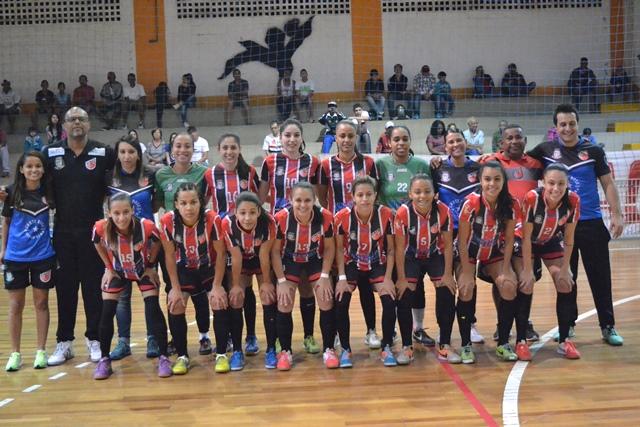 Futsal Feminino de Taboão volta às quadras no dia 07 de agosto contra a equipe do São Jose - Foto: divulgação