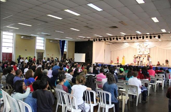 Projeto Aparecendo promove evento cultural no CEMUR - Foto: Reprodução/ Facebook Fernando Fernandes