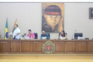 Ney Santos não comparece a sessão da Câmara, nesta quinta-feira, 9 - Foto: Williana Lascaleia