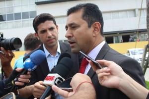 Dr. Joel Pereira afirma que não há nada contra seu cliente, Ney Santos - Foto: Williana Lascaleia