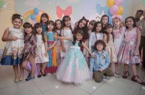 A cantora e atriz festejou seis anos no último domingo (23)  - Foto: Divulgação