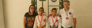 Foto 01 - Judoca taboanense foi terceiro colocado no Campeonato Paulista Aspirante fase final