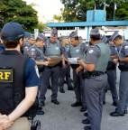 FOTO 01 -Taboão da Serra e Embu receberam Operação _Força Metropolitana Integrada_