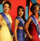 Foto 01 - Concurso elege Rainha, Princesa e Miss Simpatia da Beleza Negra 2017 no Cemur