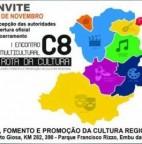 IMAGEM 01 - Taboão da Serra participará do 1º Encontro Multicultural do C8 neste sábado no Parque do Rizzo