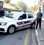 Foto 01 - Patrulha Guardiã Maria da Penha já está operando em Taboão da Serra