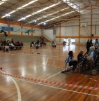 Foto 01 - Taboão da Serra vai sediar 8ª etapa do Campeonato Paulista de Bocha adaptada BC3 no Zé do Feijão
